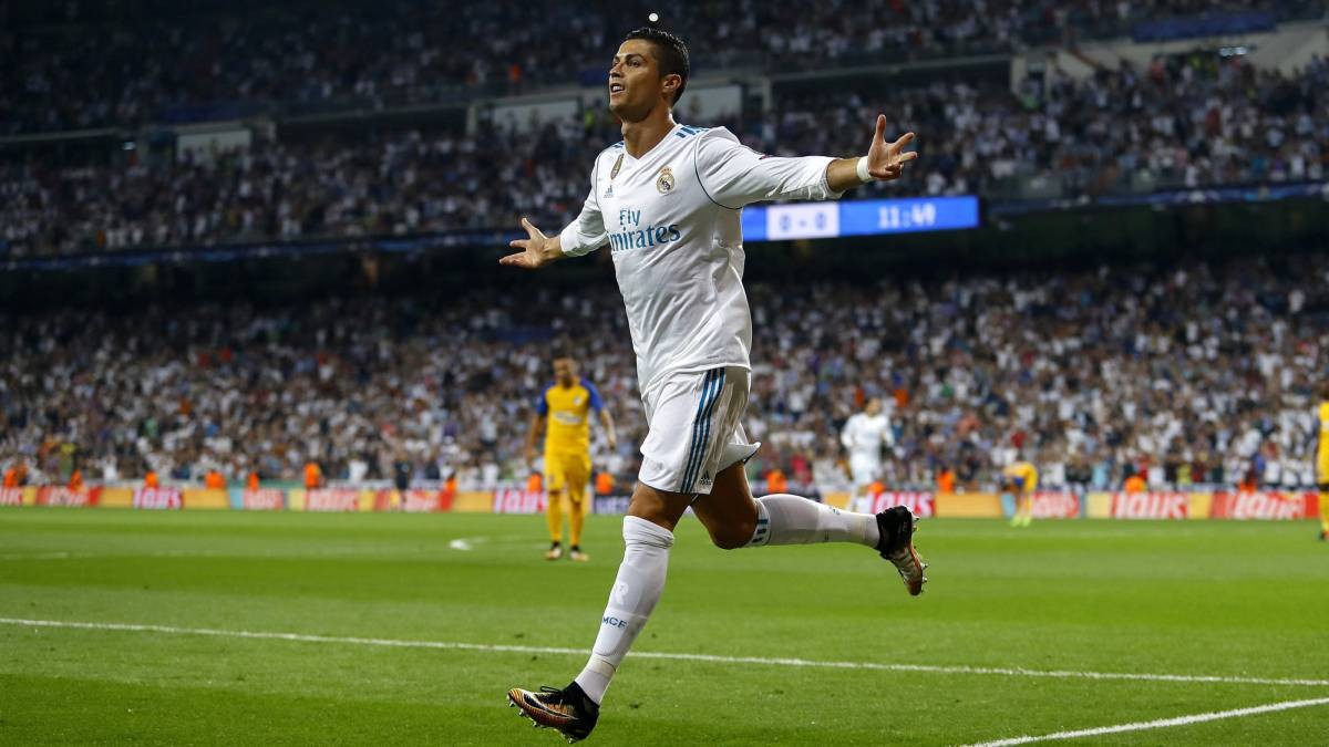 European Cup: Cristiano Ronaldo has more goals than 463 clubs