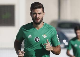 Camiseta Real Betis A. Barragán