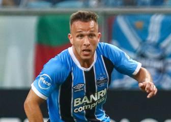 Barça and Gremio officials to meet next week for Arthur talks