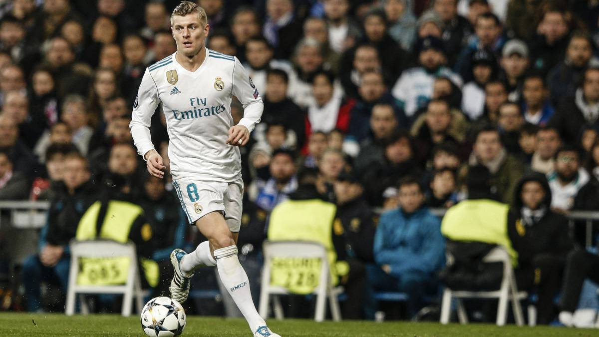 Real Madrid's Kroos facing two weeks out after injury confirmed