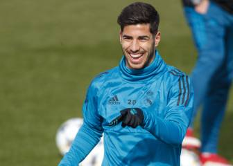 How much longer can Asensio be left on Real Madrid's bench?