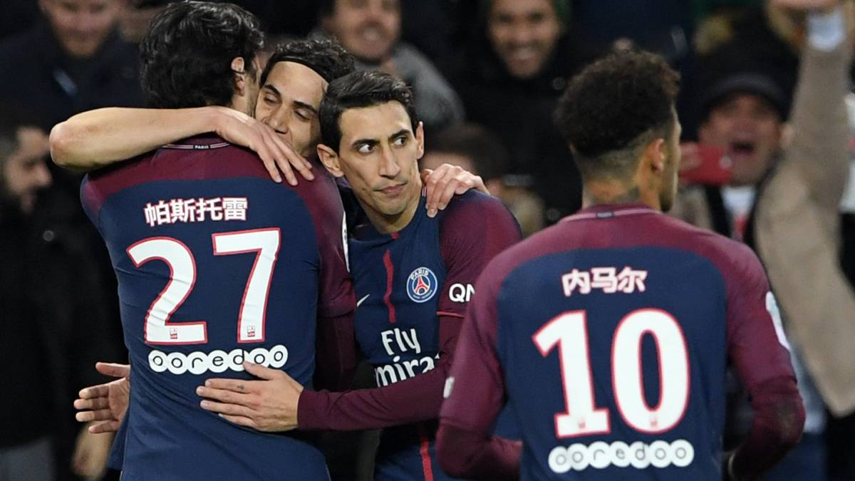 PSG put Bernabéu woes behind them by smashing Strasbourg