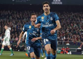 Asensio grabs brace in thrilling win