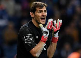 Iker Casillas returns to Porto starting XI after four months out