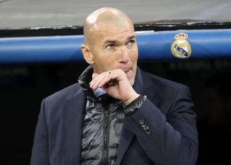 Zidane weighing up leaving even if Real win European Cup