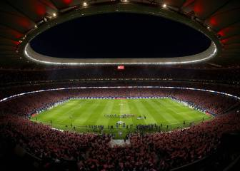 Wanda Metropolitano to host Spain-Argentina friendly