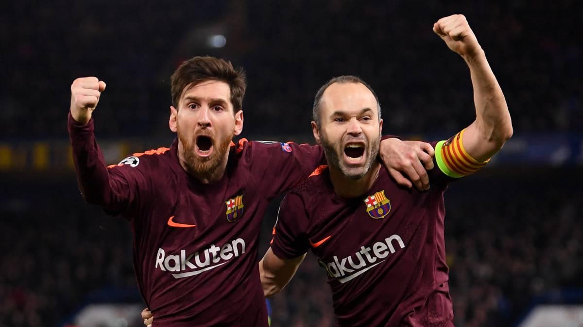Chelsea - Barcelona en directo  Champions League 2018 a17bd41e8761f