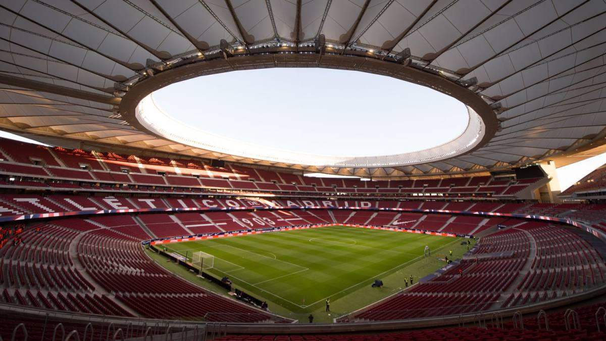 Wanda Metropolitano nominated for best stadium in the world award