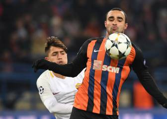 Fred's Shakhtar stunner raises temperature against Roma