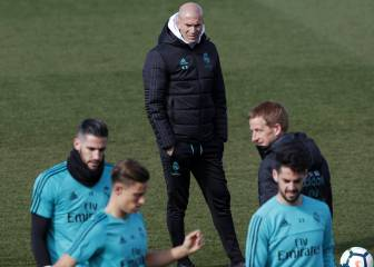 Cristiano and Keylor rested by Zidane for Leganés game