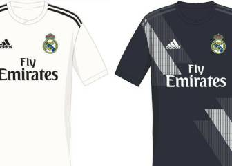 Possible 2018/19 Real Madrid kit filtered online