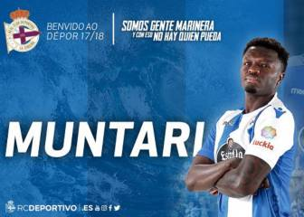 Sulley Muntari joins Seedorf's Depor after trial period