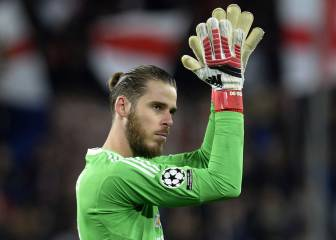 Manchester United make huge offer to convince David de Gea