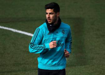 Asensio absence could leave Madrid toothless
