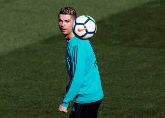 Cristiano, Keylor back in Real squad, Asensio misses out
