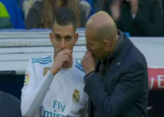 Zidane gives Ceballos a chance to stretch his legs against Alavés