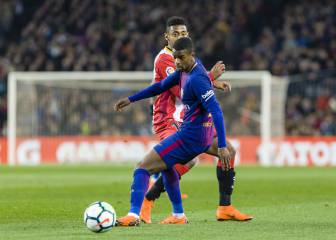 Barcelona face a month without Nelson Semedo