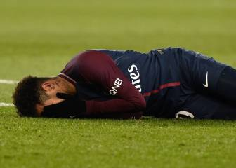 Neymar injury update: sprain and fractured metatarsal confirmed