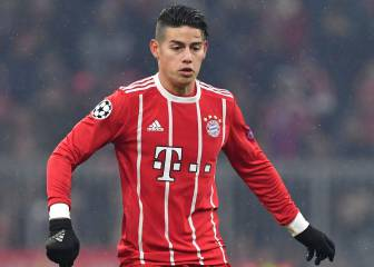 El Madrid utilizará a James para intentar fichar a Lewandowski