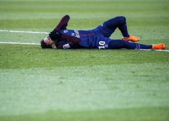 Neymar decide operarse; no estará ante el Real Madrid
