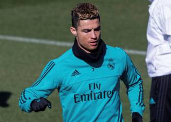 Espanyol-Real Madrid: Ronaldo rested again, Casemiro a late pull-out