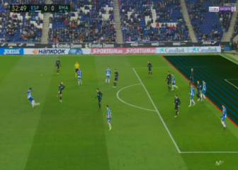 Gerard Moreno goal incorrectly disallowed for offside