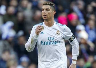 Real Madrid stutter without Cristiano Ronaldo