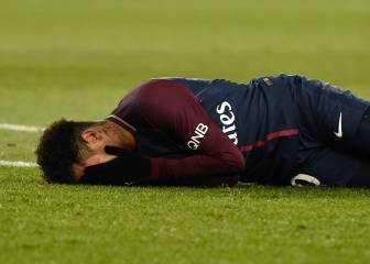 Neymar injury: PSG have final say on whether he has surgery