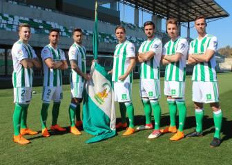 Joaquín y los demás andaluces del Betis le cantan a Andalucía e08ec6eacec43