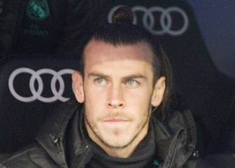 Bale was unhappy to be on the bench against PSG, says Giggs