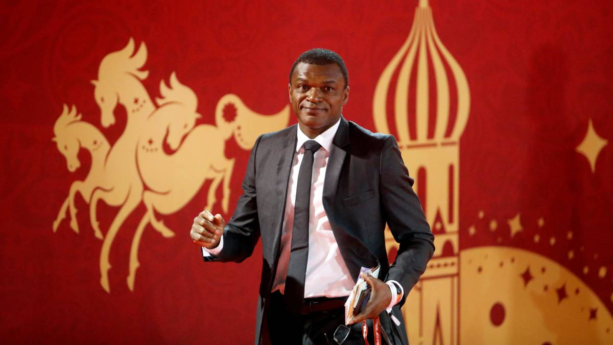 Marcel Desailly.