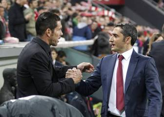 Simeone-Valverde: something has to give in Camp Nou