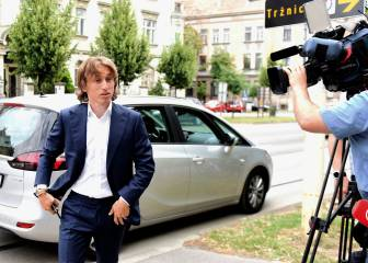 Luka Modric accused of perjury in corruption case