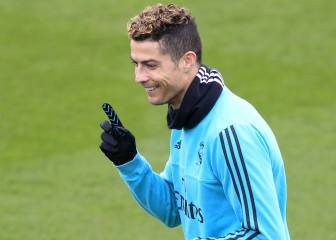 Cristiano scores for fun when Madrid play Getafe