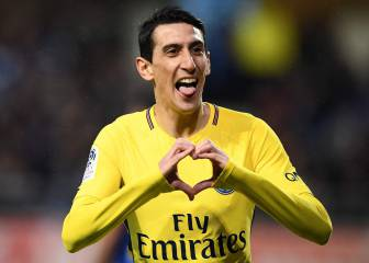 Di María proving to be PSG angel in absence of Neymar