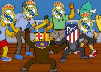 The best memes from Barcelona-Atlético de Madrid