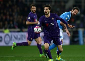 Fiorentina confirm Davide Astori died of natural causes