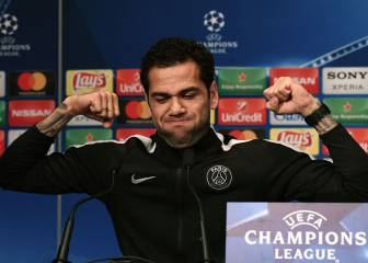 PSG have to get up and get on with it without Neymar - Alves