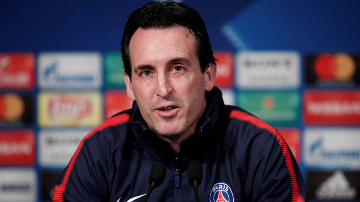 "Emery fancies PSG's chances: ""We can beat the best Real Madrid"""