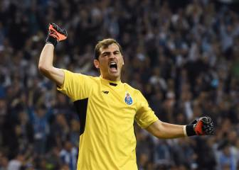 Casillas to make Champions League bow at Anfield