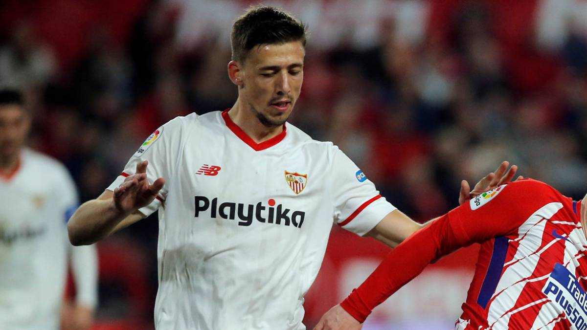 "Sevilla's Lenglet throws down the guantlet: ""We're ready for Man United"""