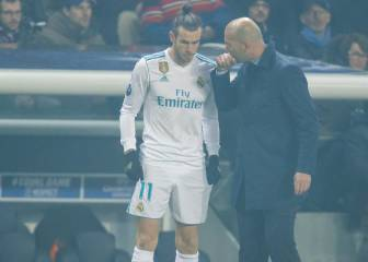 Gareth Bale moves to 'Plan B' for Zidane's Real Madrid
