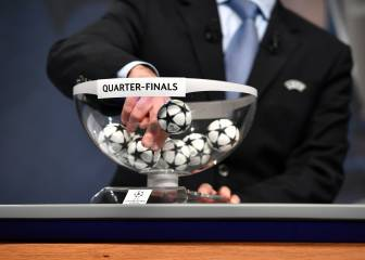 Time and date for Champions League quarter-final draw
