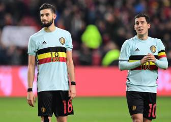 Hazard defends Carrasco: