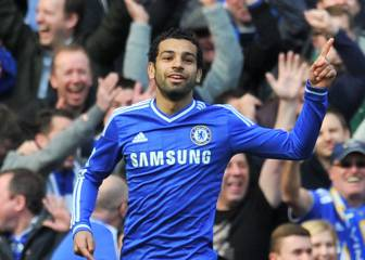 Salah wasn't entirely overlooked by Mourinho at Chelsea