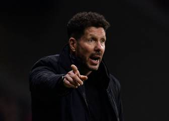 PSG fans pick Diego Simeone as new coach in L'Équipe poll