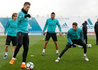 Real Madrid have full squad available for Eibar trip
