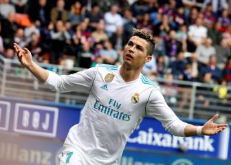 Cristiano sigue 'on fire'