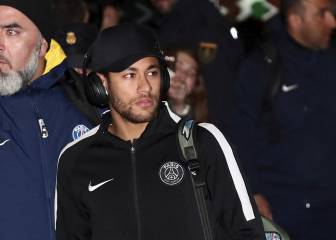 PSG chief set to fly to Brazil for crunch talks with Neymar
