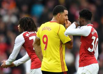 Bellerín-Deeney: un pique que dura ya cinco meses